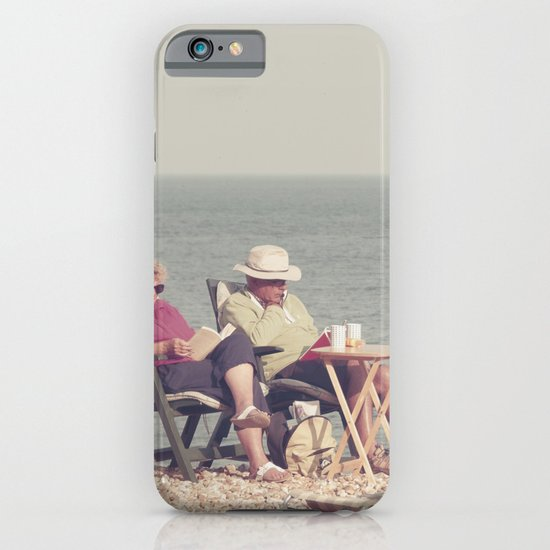 i know it's out of fashion and a trifle uncool... iPhone & iPod Case