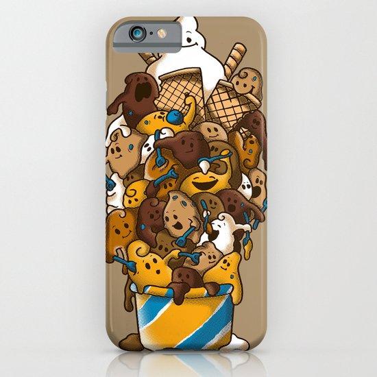 Ice Cream Time iPhone & iPod Case