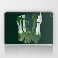 Shenmue - The Great Stone Pit Laptop & iPad Skin