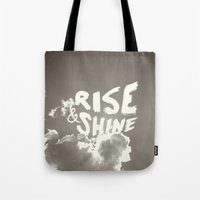 Rise & Shine Tote Bag