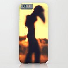 Walker on the Plains iPhone 6s Slim Case