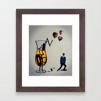 MixMotion: Orphans Framed Art Print