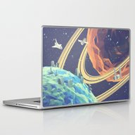 Laptop & iPad Skin featuring Space! by Timothy J. Reynolds