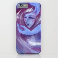 iPhone & iPod Case featuring Support from Universe by Kaoru Ishida