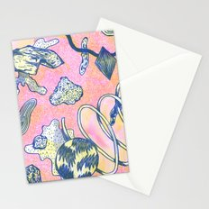 Future dust Stationery Cards