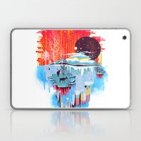 Middle of Nowhere Laptop & iPad Skin