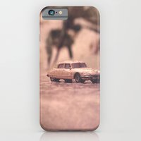 Julians Journey 6 | in the midst of the storm iPhone 6 Slim Case
