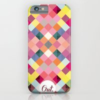 out square iPhone 6 Slim Case