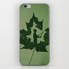 A New Leaf iPhone & iPod Skin