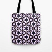 Star Glow Tote Bag