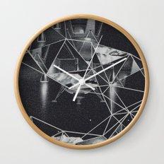 cosmico fantastico Wall Clock