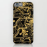 Techno Organic  iPhone 6 Slim Case