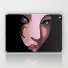 Black Geisha  Laptop & iPad Skin