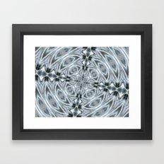 Kladescope of Siesta Keys Beach Framed Art Print
