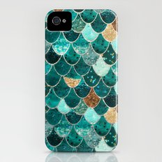 REALLY MERMAID iPhone (4, 4s) Slim Case