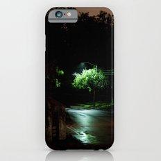 Green tree iPhone 6 Slim Case