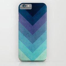 Retro Chevrons 001 iPhone 6 Slim Case