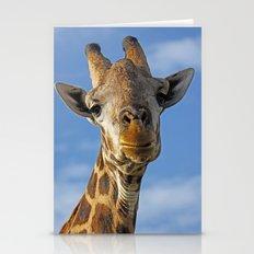 The Giraffe II Stationery Cards