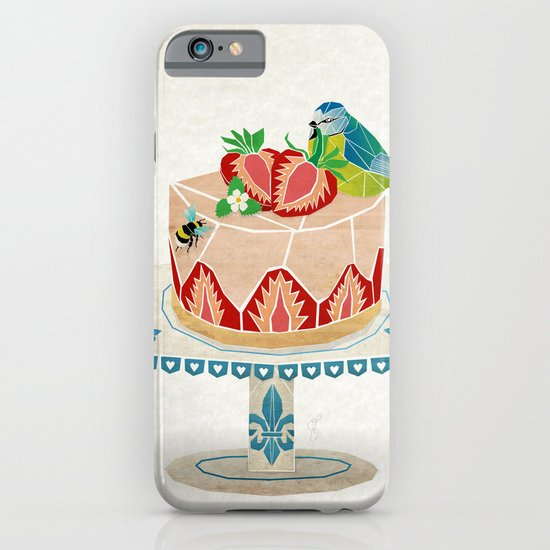 life is short, take a dessert  iPhone & iPod Case