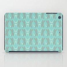 dragonfly pattern 4 iPad Case