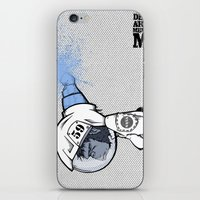 able.baker.perfect. iPhone & iPod Skin