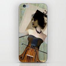 Greselda iPhone & iPod Skin