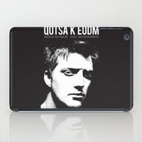 One Man Show iPad Case