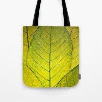 Go Green Tote Bag