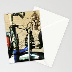 vintage retro cruiser Stationery Cards