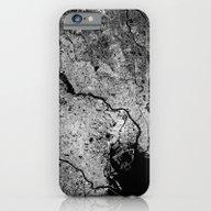 Tokyo Map iPhone 6 Slim Case