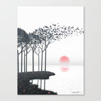 Aki Canvas Print