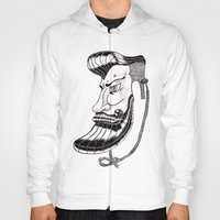 Hipster Mask Hoody