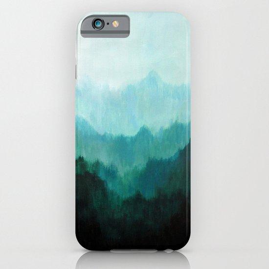 Mists No. 2 iPhone & iPod Case