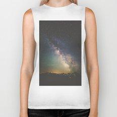 Milky Way IV Biker Tank