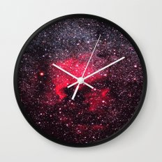 Pick A Star. Any Star. Wall Clock