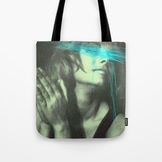 Untitled Woman Tote Bag
