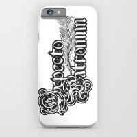 Expecto Patronum Harry P iPhone 6 Slim Case