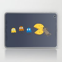 Scared the cheese out of me! Laptop & iPad Skin
