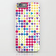 Fun Pattern Slim Case iPhone 6s