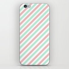 Candycane iPhone & iPod Skin