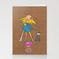Dogs Are Joy ❤️ Stationery Cards