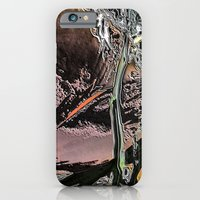 iPhone & iPod Case featuring Life can be so weird by Pink grapes