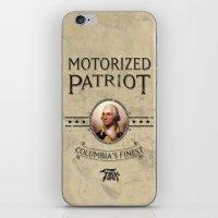 Bioshock Motorized Patri… iPhone & iPod Skin