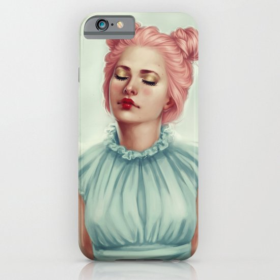 Doll heart iPhone & iPod Case