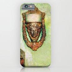 Brass Knocker iPhone 6 Slim Case