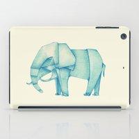 Paper Elephant iPad Case