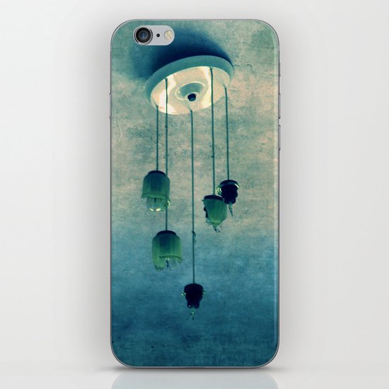 out of light iPhone & iPod Skin