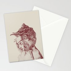 Haute Coiffure  /#7 Stationery Cards