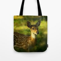 Indian Deer Tote Bag