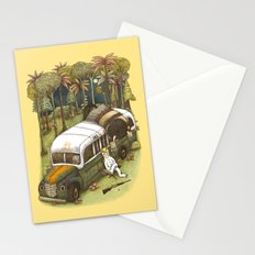 Into The Wild Things Stationery Cards